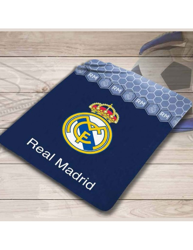 PLAID REAL MADRID 130*160