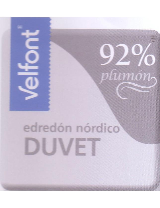 RELLENO NORDICO DUVET PLUMON VELFONT