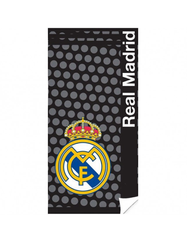 TOALLA PLAYA REAL MADRID 4