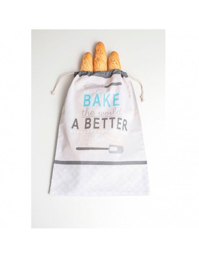 BOLSA  PAN BAKE BETTER